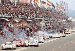 Porsche in Le Mans since 1953