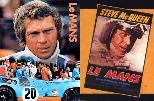 "Steve McQueen and his film ""Le Mans"""
